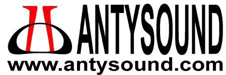AntySound Logo